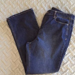 Christopher & Banks High Waisted Jeans